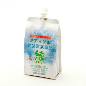 メディソル高濃度水素水